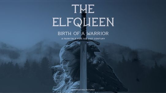 The Elf Queen Birth of a warrior -